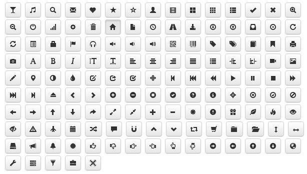 Bootstrap-Button-Generator-Icons